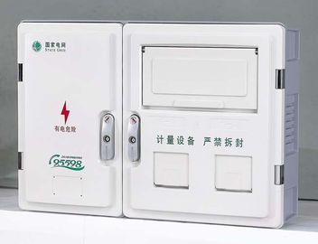 Electrical System Power Meter Box Cover Easy Installation Wall Mounted 648*450*140mm
