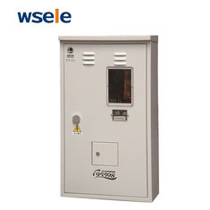 SMC Meter electric control box single phase meter Outdoor Control Box